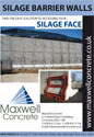 Silage Barrier Walls